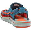 Keen M's Uneek Ink Blue/Red Clay